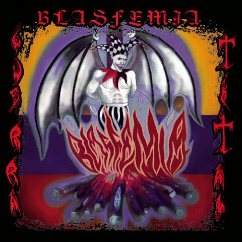 Blasfemia Columbia Discografia Total Lp Tpl Records