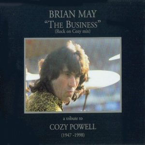 BrianMay-Thebusiness