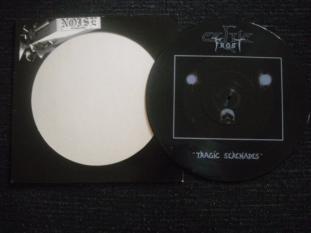 Celtic Frost Tragic Serenades Pic Disc Original Tpl