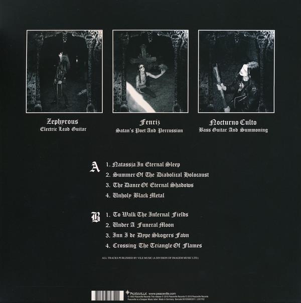 Darkthrone -Under A Funeral Moon lp