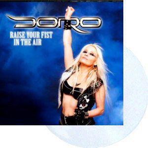 Doro Raise Your Fist In The Air 10 Clear Tpl Records