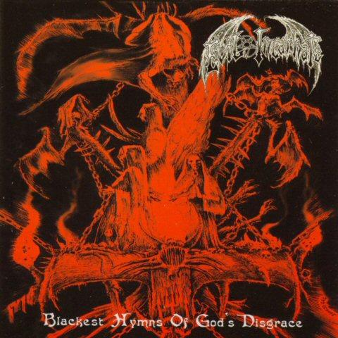 Evil Incarnate Blackest Hymns Of Gods Disgrace Cd Tpl