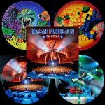 Iron Maiden -En Vivo pic disc [2012 edition]