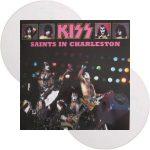 Kiss -Saints In Charleston dlp [white]