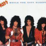 Kiss -While The City Sleeps dcd