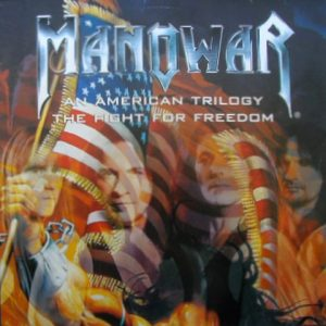 Manowar-AnamericantrilogyCds