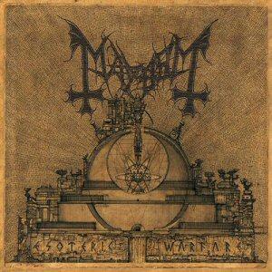Mayhem-EsotericwarfareSVART