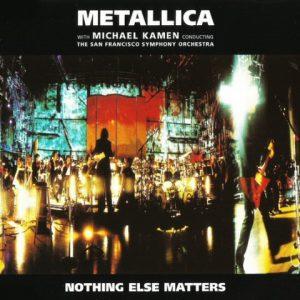 MetallicaNothingelsematters1999cds1