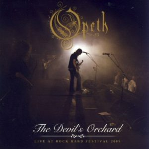 Opeth-ThedevilsorchardCD