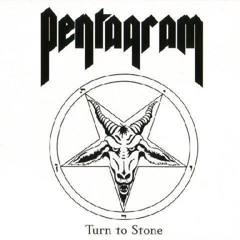 Pentagram Turn To Stone Cd Tpl Records