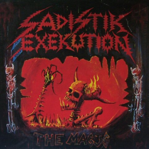 Sadistik Exekution The Magus Cd Tpl Records