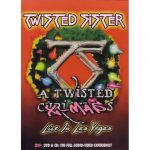 Twisted Sister -A Twisted X-Mas Live In Las Vegas dvd/cd