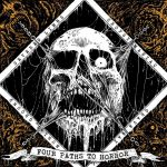 Cropsy Maniac/Burial Ground/Grave Wax/Severed Limbs ‎–Four Paths To Horror cd
