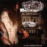 Severed Limbs -In Each Scenario You Die cd