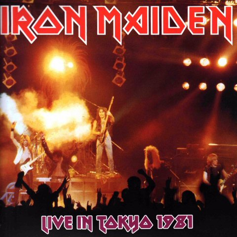 Iron Maiden Live In Tokyo 1981 Dlp Tpl Records