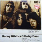 Kiss -Horny Bitches And Daisy Daze dlp