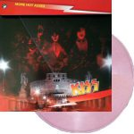 Kiss -More Hot Asses lp [clear/pink]