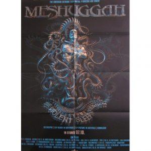 meshuggah-theviolentposter1