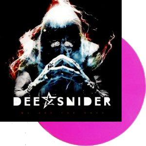 DeeSnider-WearetheonesLPpink1