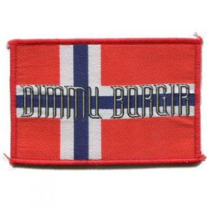 dimmuborgir-norwegianflagpatch
