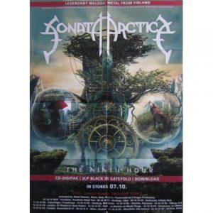SonataArctica-TheninthhourPOSTER1
