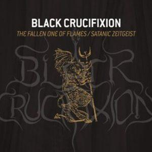 BlackCrucifixion-ThefallenoneSatanicDIGI1