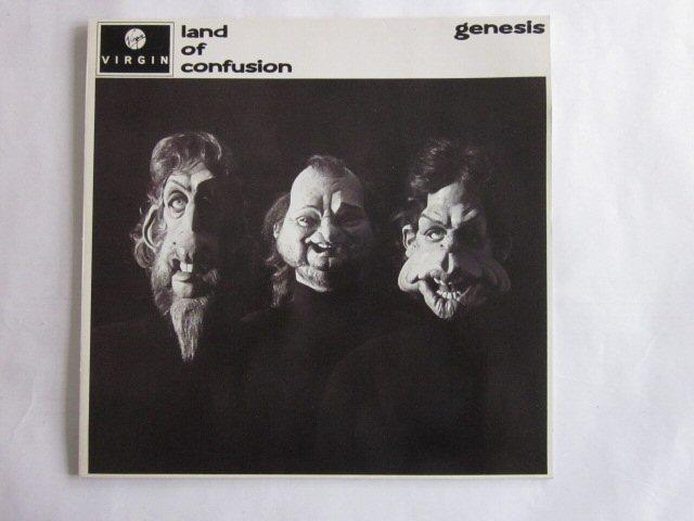 genesis land of confusion 12 tpl records. Black Bedroom Furniture Sets. Home Design Ideas