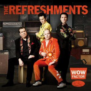 TheRefreshments-WowfactorCD1