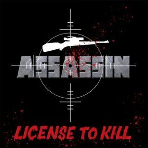 Assassin-LicensetokillCD1