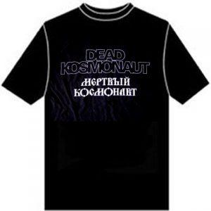 DeadKosmonaut-LogoTSHIRT