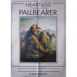 Pallbearer-HeartlessPOSTER