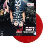 Kiss ‎–Not For The Innocent lp [red]