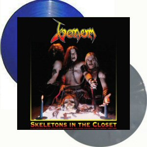 Venom-SkeletonsintheclosetLPblue