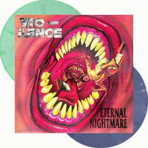 Violence-EternalnightmareLPgreen1