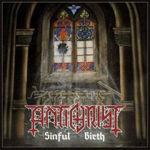 Antichrist-SinfulbirthLP