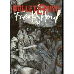 BulletBoys-FreakshowCASS1
