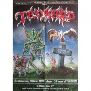 Tankard-OnefootinthegravePOSTER1