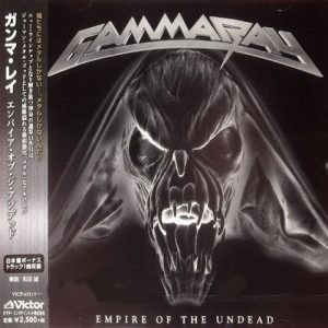 GammaRay-EmpireoftheundeadJAPANCD1