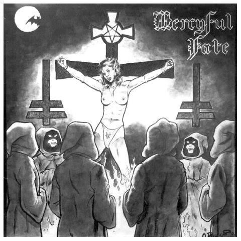 Mercyful Fate Nuns Have No Fun Mlp Tpl Records