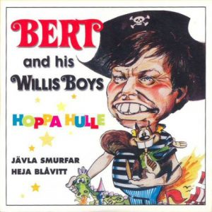 Bert-HoppahulleCDs1