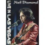 Neil Diamond –Live In Las Vegas dvd