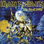 Iron Maiden -Live After Death cd [usa]