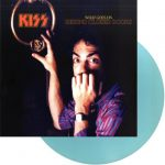 Kiss -What Goes On Behind Closed Doors lp [blue]