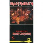 Iron Maiden -Behind The Iron Curtain vhs