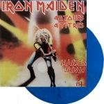 Iron Maiden -Maiden Japan 12″ [blue]