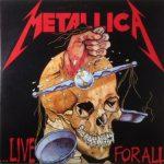 Metallica -Live For All dlp