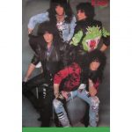 Kiss -Kiss Special 1987 poster
