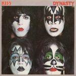 Kiss -Dynasty lp [Spain]