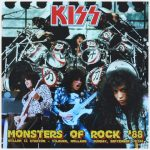 Kiss -Monsters Of Rock 88 lp