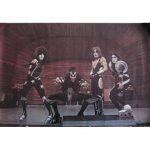 Kiss -Skansen 1976 poster